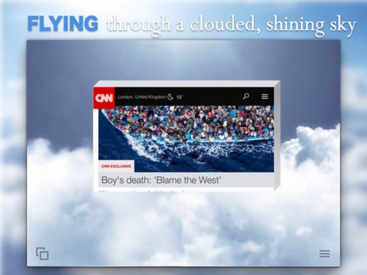Sky Net Browser