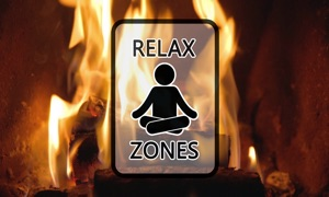 HD Fireplace by Relax Zones