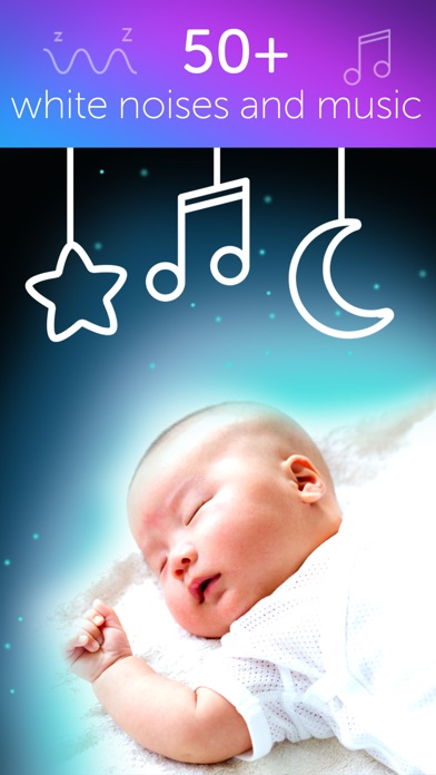 download Ruidos Blancos - Sonidos para el relax del bebe y ayuda para dormir bebes apps 2