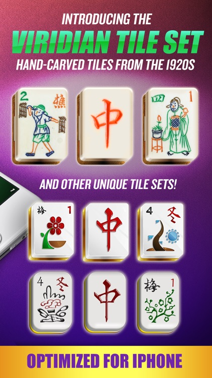 Mahjong - Majong Solitaire screenshot-1
