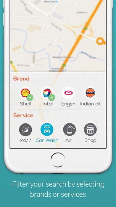 Mauritius Fuel Tracker screenshot three