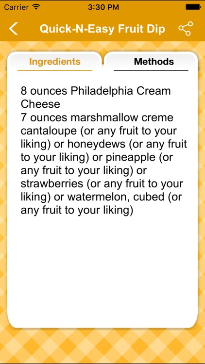 Best Desserts Recipes of The World: Get delicious yummly & easy dominos dessert recipes box screenshot-3