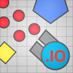 DiepIO iPhone - Multiplayer Online Game of Tanki for Slither.io