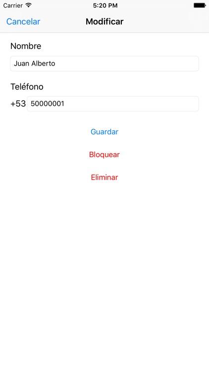 CubaMessenger screenshot-4