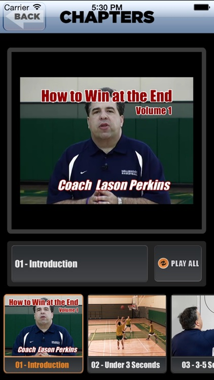 How To Win At The End, Vol. 1: Special Situations Playbook - with Coach Lason Perkins - Full Court Basketball Training Instruction