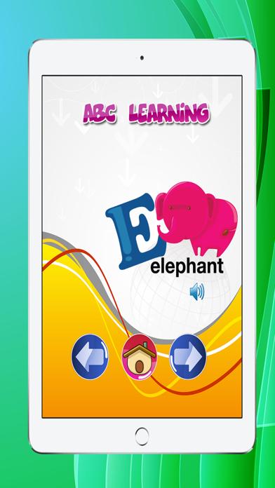 ABC Alphabet Animals Education for Kids Free screenshot three
