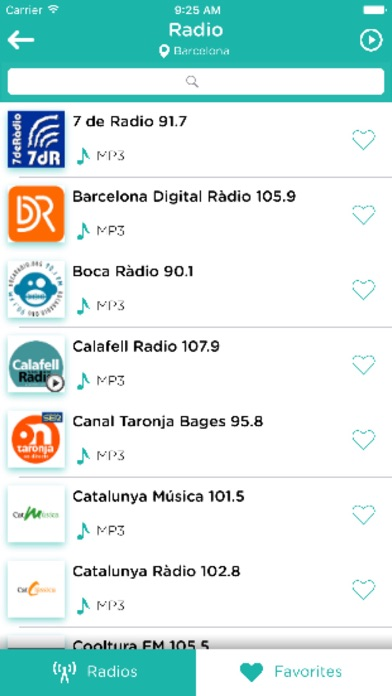 Spain Radios: Listen live spanish stations radio, news AM & FM
