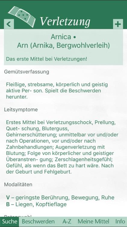 Homöopathie Haus- und Reiseapotheke screenshot-3