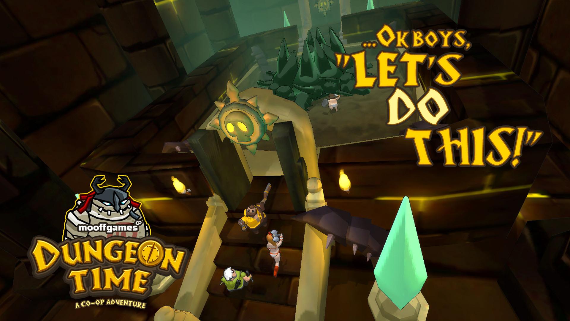 Dungeon Time TV screenshot 5