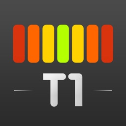 Tuner T1 Free – Tune any musical instrument (guitar, ukulele, violin, viola, bass, cello and more).