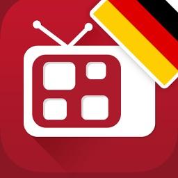 TV Fernsehen Deutschland