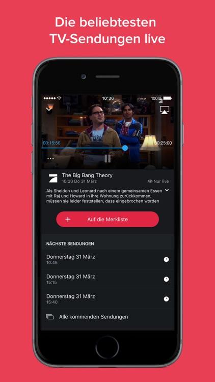 Magine TV – Live Online Fernsehen
