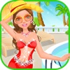 Princess Pool Party Dressup Games For Girls