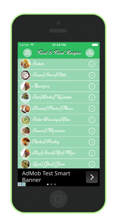Food & Food - Weekend and Festival Special Recipes, Meal Plans, Best Free Cooking App