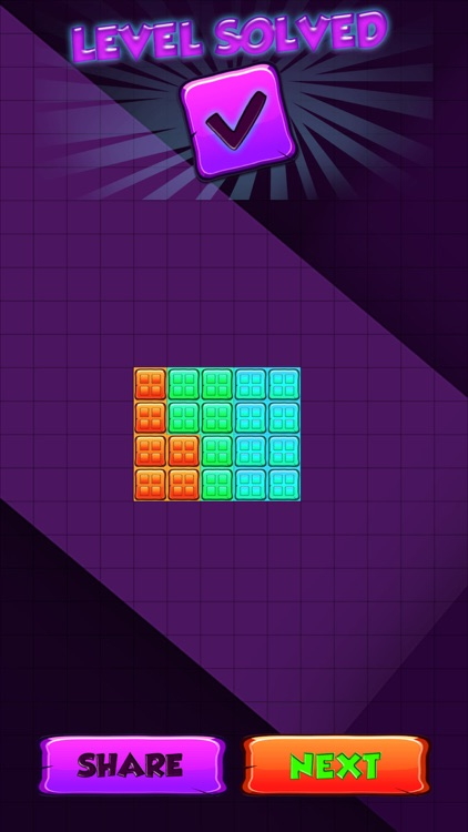 Block Puzzle Fantasy – Best Brain Game.s for Kids and Adults with Colorful Building Blocks screenshot-4