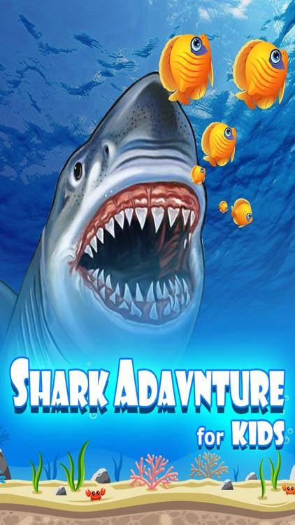 Under Water World.Shark Adventure for kids screenshot-3