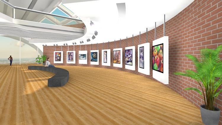 ArtQuid - 3D Art Galleries VR screenshot-4