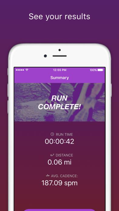 RunCadence Mobileのおすすめ画像5