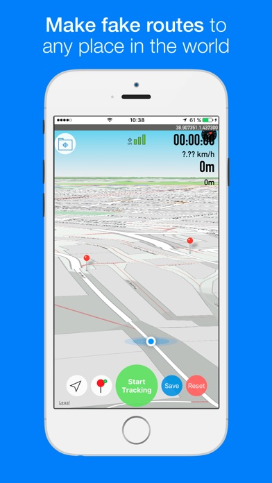 Fake Location and GPS Spoof - Change my map position app