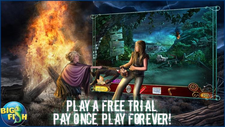 Phantasmat: The Dread of Oakville - A Mystery Hidden Object Game screenshot-0