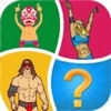 Word Pic Quiz Wrestling Trivia - Name the most famous wrestlers