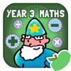 Crazy Maths Adventure - Age 8-9 Year 3 Lite - iPadアプリ
