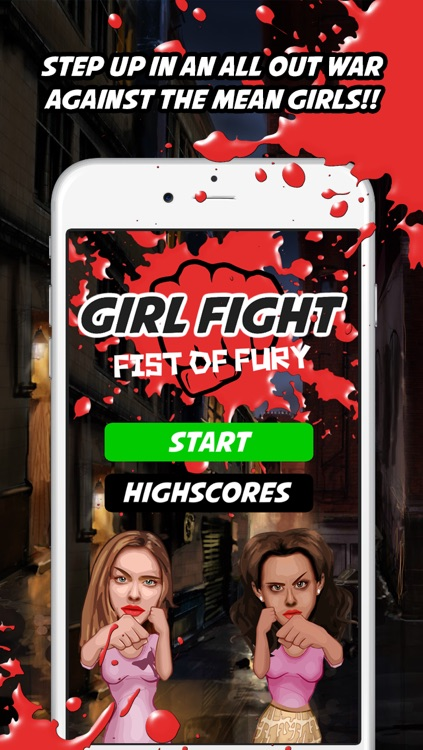 Girl Fight - Fist of Fury