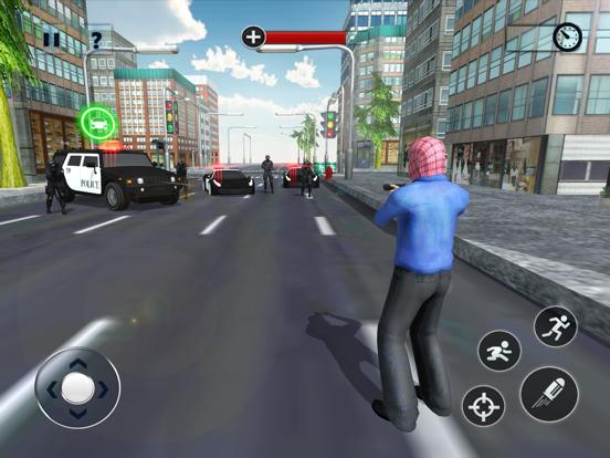 Bank Robbery Simulator – Professional heist mafia roars city