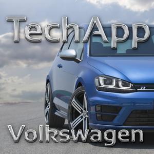 TechApp for Volkswagen app