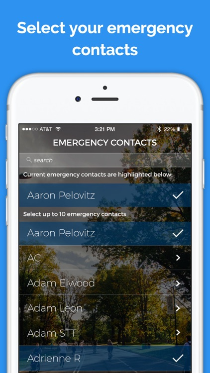 Planet 911 - Personal Safety, Security & Emergency Alert Tool - Instantly Record & Share Video Camera Messages and Audio Alerts to Your Contacts screenshot-4
