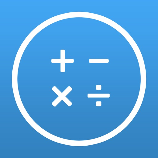 Pure Math - Practice and Improve Your Math Skills (Addition, Subtraction, Multiplication and Division) iOS App