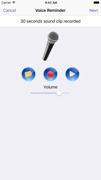 Reminders with Voice Reminder screenshot-4