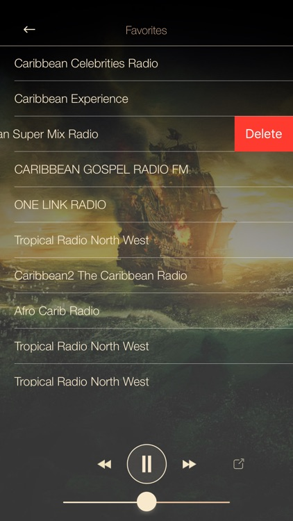 Caribbean Music ONLINE Radio Stream by VOICU CONSTANTIN