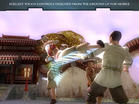 Screenshot #1 for Jade Empire™: Special Edition