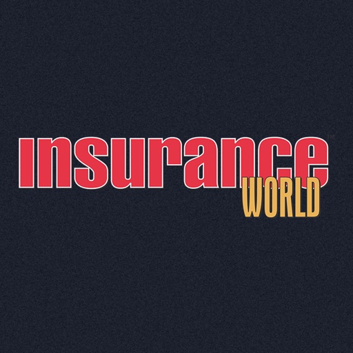 Insurance world icon