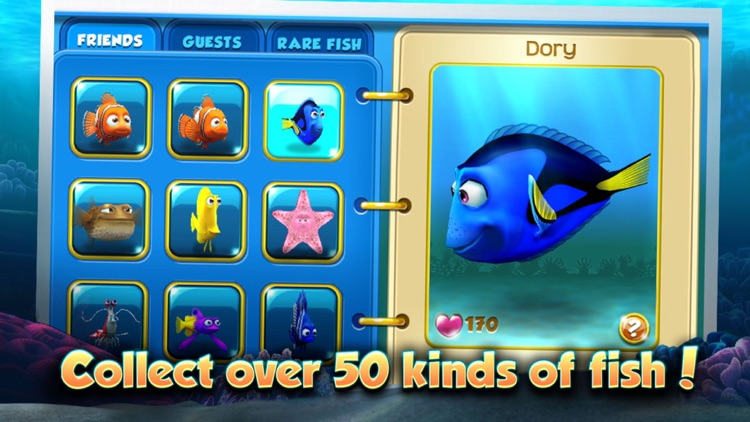 Nemo's Reef screenshot-3