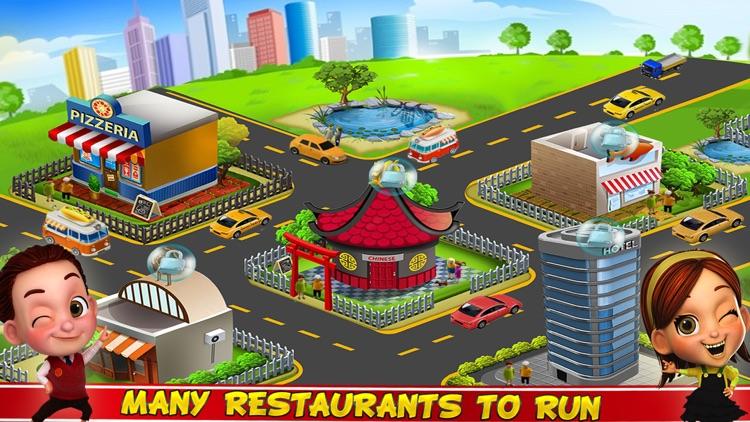 My Sushi Cafe : Food Maker Cooking games for kids screenshot-3