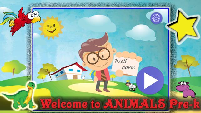 Preschool, Kindergarten learning games for age 3-8 Screenshot