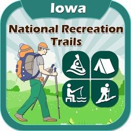 Iowa Recreation Trails Guide