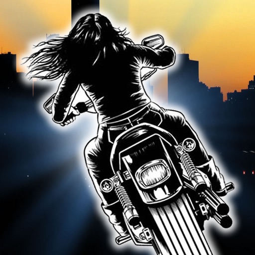 Amazing Night Motorcycle - Bike Game