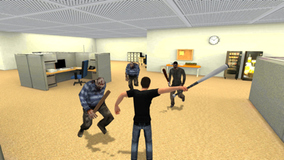 Office Assault - Cubicle Zombie Fighter screenshot four