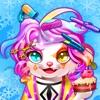 Pet Kitty Fantasy Hairstyle
