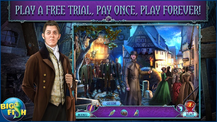 Myths of the World: The Whispering Marsh - A Mystery Hidden Object Game screenshot-0