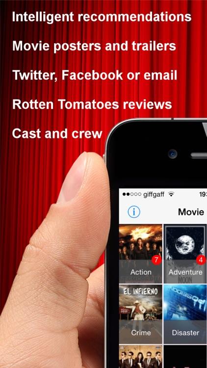 Movie Genius - Film Recommendations screenshot-0