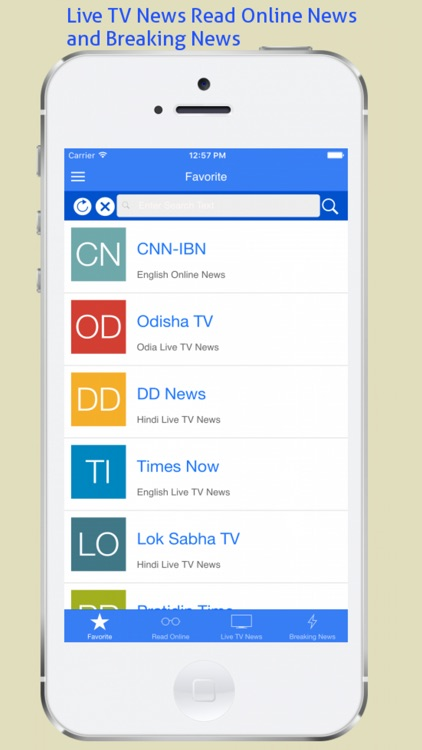 MalNews - Indian Live TV News Channels and Online Newspapers