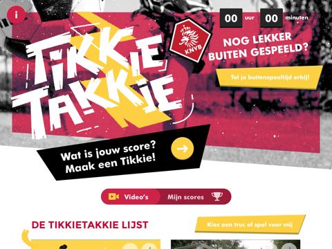TikkieTakkie screenshot 1