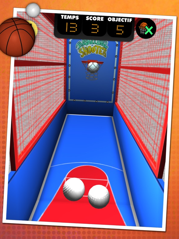 Баскетбольный стрелок для iPad