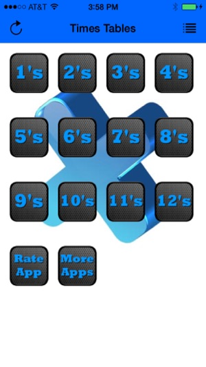 Times Tables Game - Multiplication Study App on the App Store