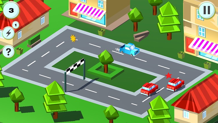 Car Looping – A Thrilling Adventure Car Dash Game screenshot-1
