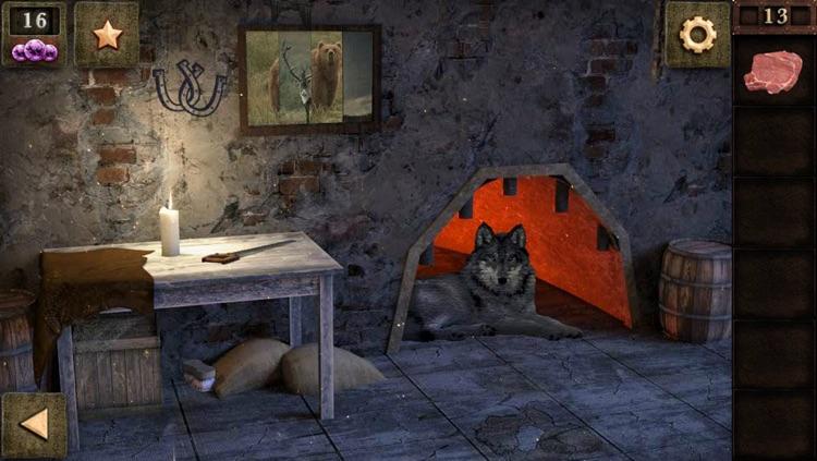 密室逃脫官方系列1:逃出陰森古墓 - 史上最坑爹的越獄密室逃亡解謎益智遊戲 screenshot-3